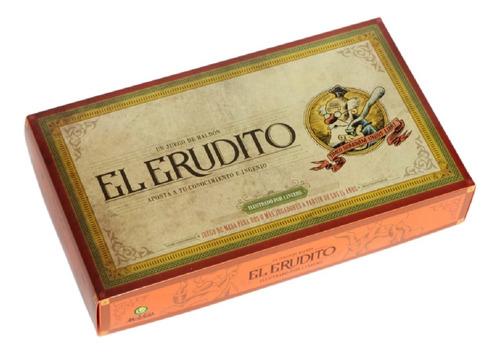 Imagen 1 de 10 de Maldon El Erudito Cultura Original Juego De Mesa Playking