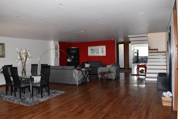 Departamento Penthouse En Minerva Crédito Constructor