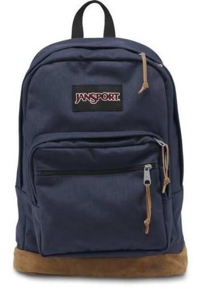 Mochila Jansport Right Pack Laptop Cuero