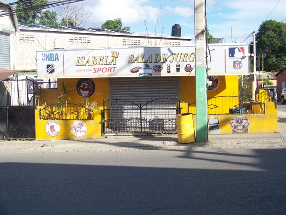 Casa Y Dos Locales Comerciales