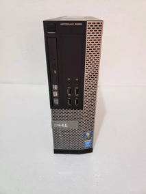 Desktop Cpu Dell Optiplex 9020 I5-4570 8gb 500gb Semi Novo