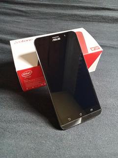 Smartphone Asus Zenfone 2 Ze551ml 64gb 4g Ram + Extras.