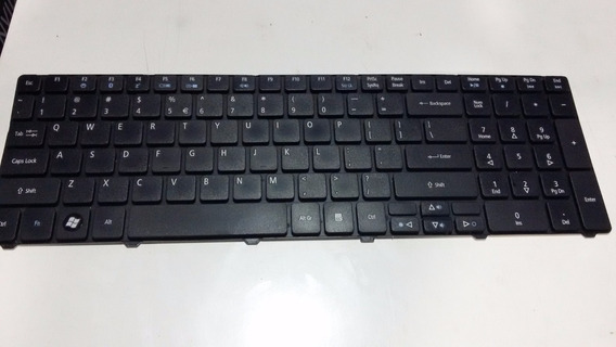 Teclado Acer Aspire 7736 7736z Usado *us