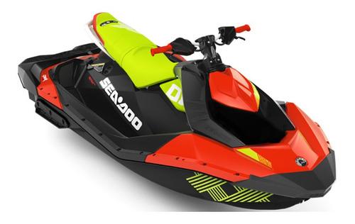 Jet Ski Seadoo - Spark Trixx 3up