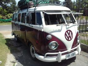 Volkswagen Kombi Antigua 1962