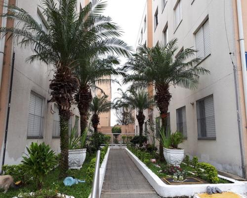 Lindo Apto 2 Dorm Vila Constança Ótima Localização - Ap01462 - 69234752