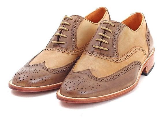 Zapatos Hombre 3315/1 Cuero Ragazzi
