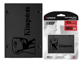 Disco Sólido Ssd Kingston 960gb 1tb 2.5 7mm Sata3 6gbs Envío