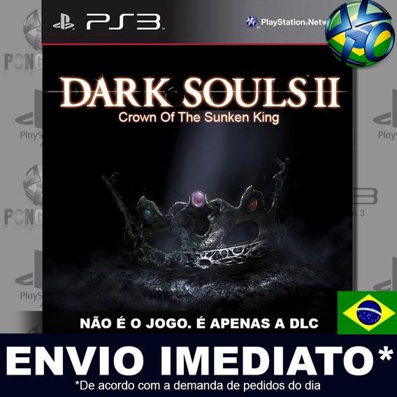 Crown Of The Sunken King Dark Souls Ii 2 Ps3 Psn Dlc Play 3