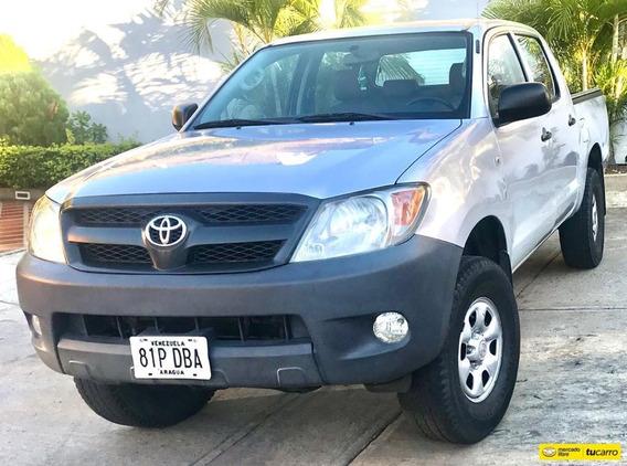 Toyota Hilux Sincronica 4x4