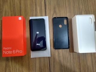 Xiaomi Note 6 Pro 64 Gb 4 Gb De Ram