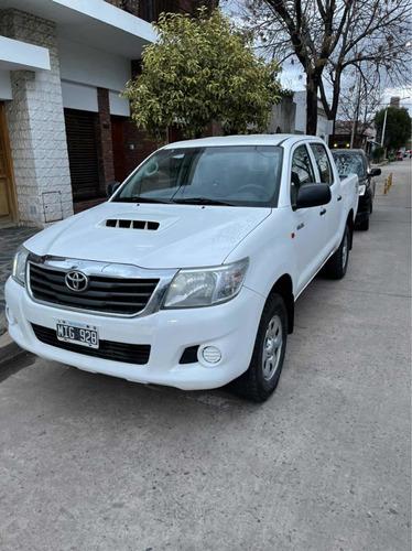 Toyota Hilux 2.5 Cd Dx Pack I 120cv 4x4 2013