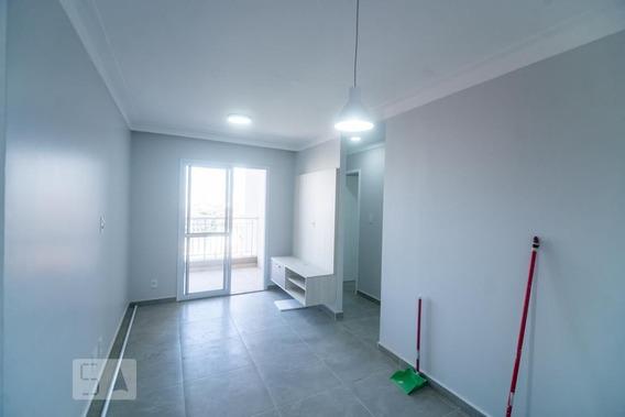 Apartamento No 5º Andar Com 2 Dormitórios E 1 Garagem - Id: 892972137 - 272137