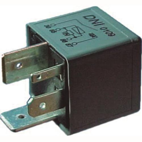Relê P/ Injeção Eletrônica Vw/audi 12v(1984-2018)- Dni-0109