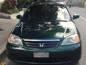 Honda Civic 2001 En Moca