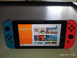 Nintendo Swich Neon 32 Gb