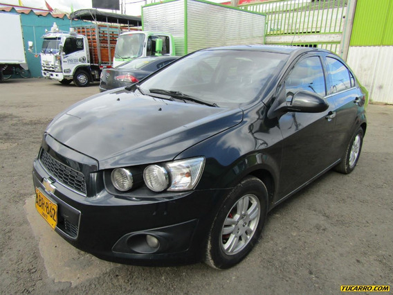 Chevrolet Sonic Lt Fe 1600 Aa Abs