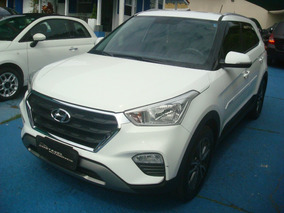 Hyundai Creta 1.6 Pulse Plus Flex Aut. 5p Ano 2019