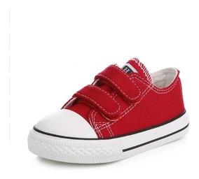 Tênis Velcro Infantil Escolar