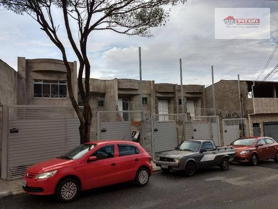 Sobrado Com 3 Dormitórios À Venda, 130 M²- São Miguel Paulista - São Paulo/sp - So1798