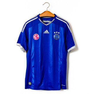 Camisas Masculinas Futebol Fenerbahçe 2014/15 adidas H78979