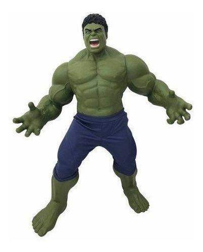 Boneco Hulk Vingadores Ultimato Gigante 50cm - Mimo 565