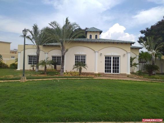 Casas Estilo Townhouse Villa Cerrada En Alquiler Maracaibo