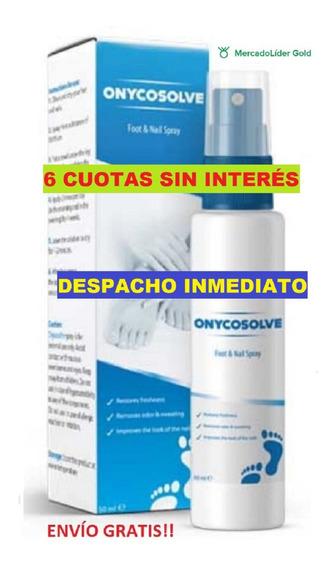 Spray Para Hongos Onycosolve 6 Cuotas Sin Interés