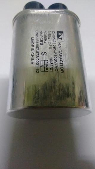 Capacitor Alta Tensão Sens 0.95 Uf 2100v Pronta Entrega Novo