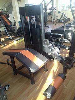 Academia Completa - Equipamentos De Musculação Premium 3