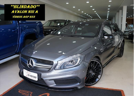 Mercedes-benz A 45 Amg 2.0 Turbo Automatizado