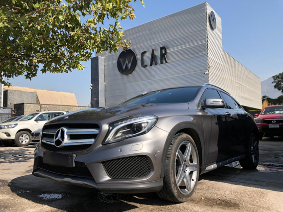 Mercedes-benz Gla 250 2.0 4matic 2014