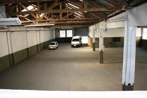 Imagem 1 de 13 de Galpão Av. Santa Marina 1.230m² - Oportunidade - Dp1201