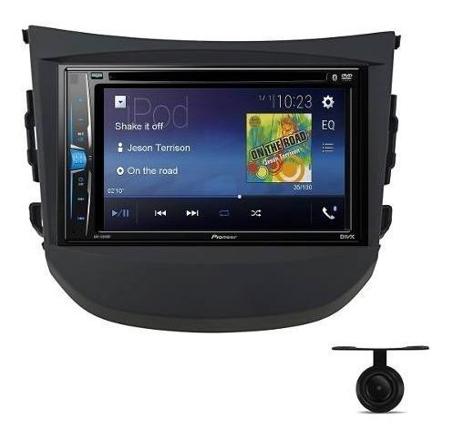 Central Multimidia Pioneer Hyundai Hb20 Bluetooth Tv Camera