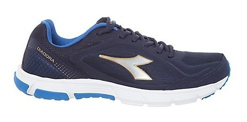 Zapatilla Diadora Way Royal Navy Talle Del 38 Al 44 Unisex