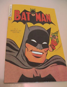 Batman 1 A 6 Ano 1953 - Ebal - Frete Grátis - Leia Anúncio