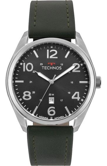 Relógio Technos Masculino Performance Military 2115msz/0p