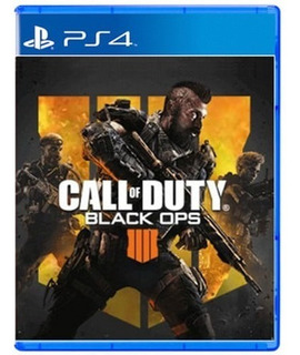 Call Of Duty Black Ops 4 - Juego Fisico Ps4 - Prophone