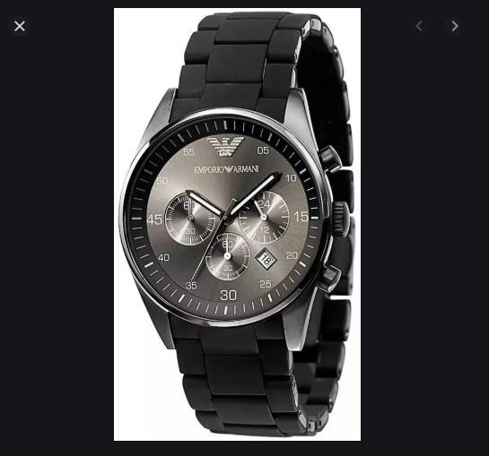 Relógio Emporio Armani Ar-5889