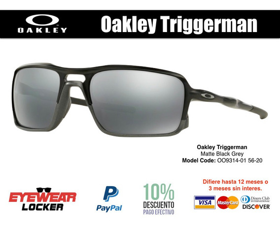 Gafas Oakley Triggerman Hdo 100% Originales