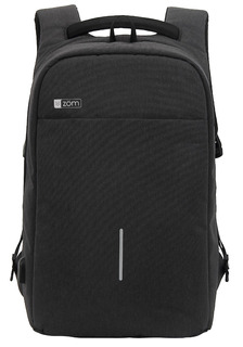 Mochila Antirrobo Zom A 570 Impermeable Usb Notebook 15.6