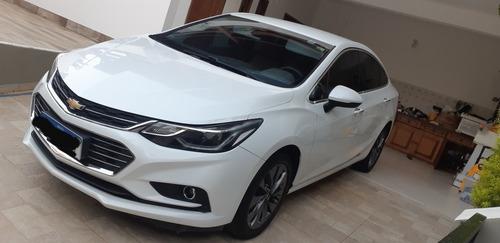 Imagem 1 de 6 de Chevrolet Cruze 2016 1.8 Ltz Ecotec 6 Aut. 4p