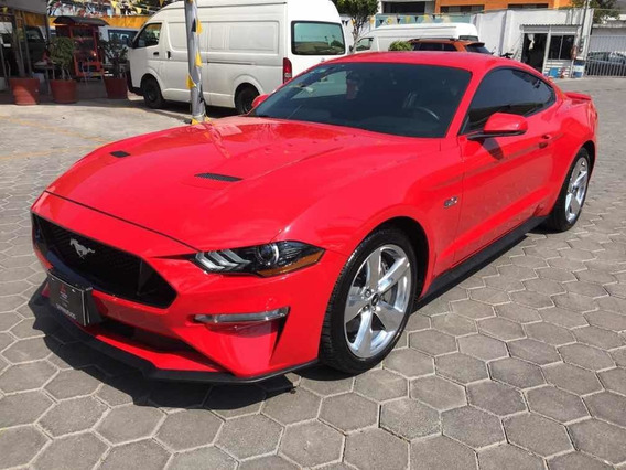 Ford Mustang 2018 5.0l Gt V8 At