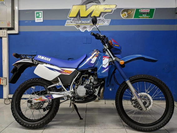 Yamaha Dt 200 Modelo 1999 Impecable!!