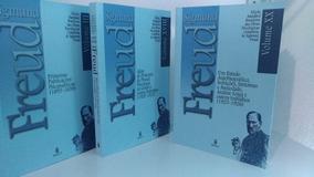 Livro - Sigmund Freud: Obra Completa (24 Volumes) - Standart