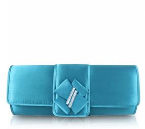 dcef5d399 Bolsa De Mao Azul Para Festa - Calçados, Roupas e Bolsas no Mercado ...