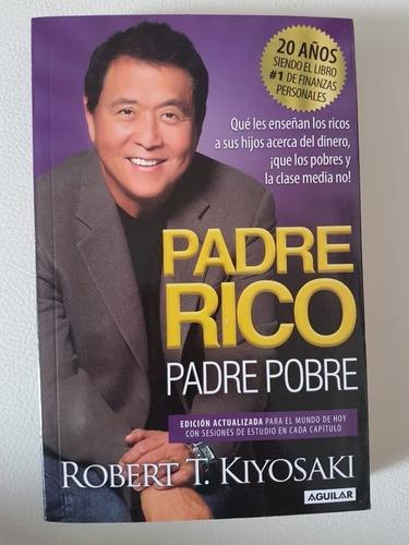 Padre Rico Padre Pobre Robert Kiyosaki