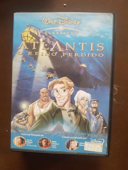 Atlantis O Reino Perdido Original Frete $9