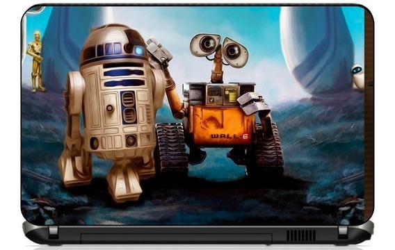 Adesivo Notebook Star Wars - Guerra Nas Estrelas [ 02 ]