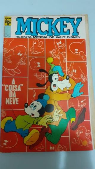 Mickey Disney Gibi Antigo Raro 1969 + Frete Grátis